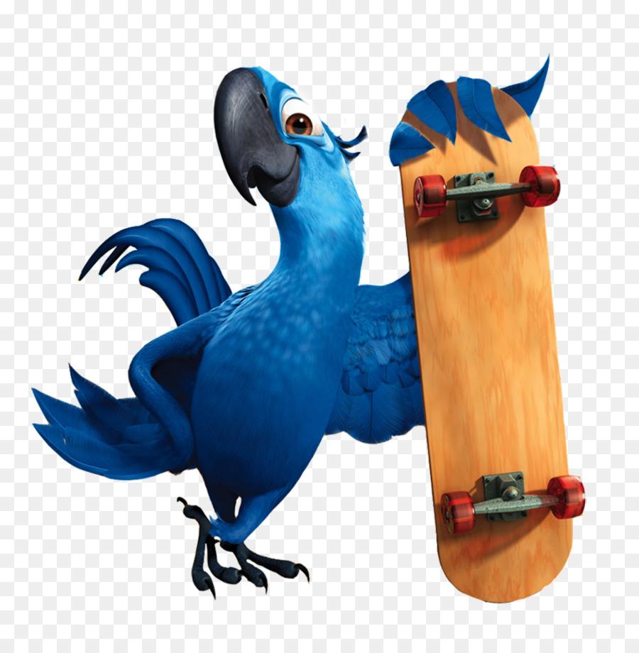 blu rio animated film clip art - rio 2 png download - 949*952 - free