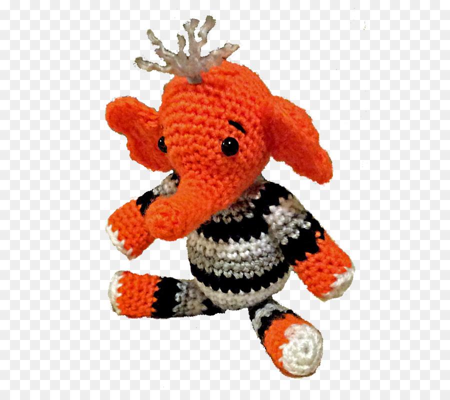Crochet Amigurumi marcador de la Puntada Animales de Peluche Y ...