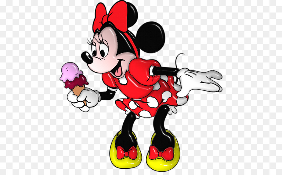 ice cream minnie mouse clip art ice cream png download 520 550