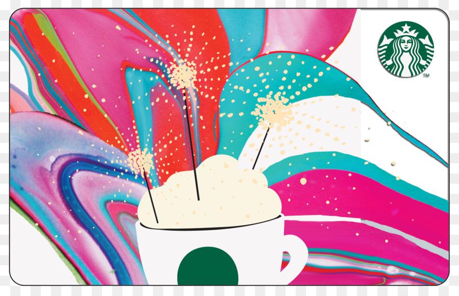 Starbucks Latte Birthday Caff Mocha Cake Starbucks Png Download