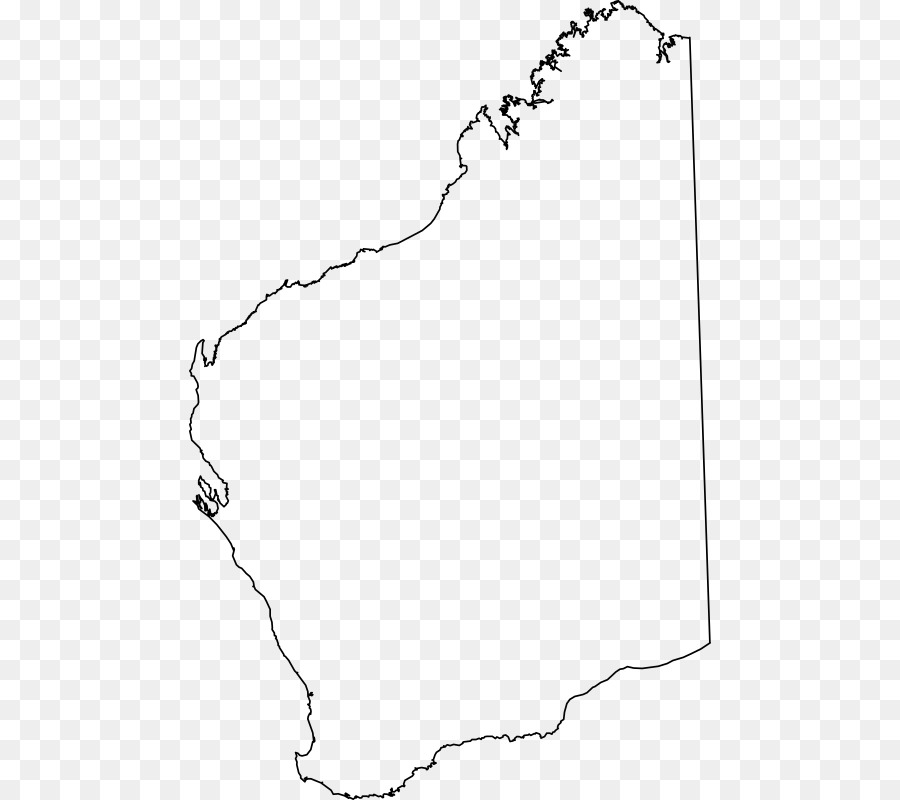 Australia Map Black And White.Border Black And White Png Download 522 800 Free Transparent