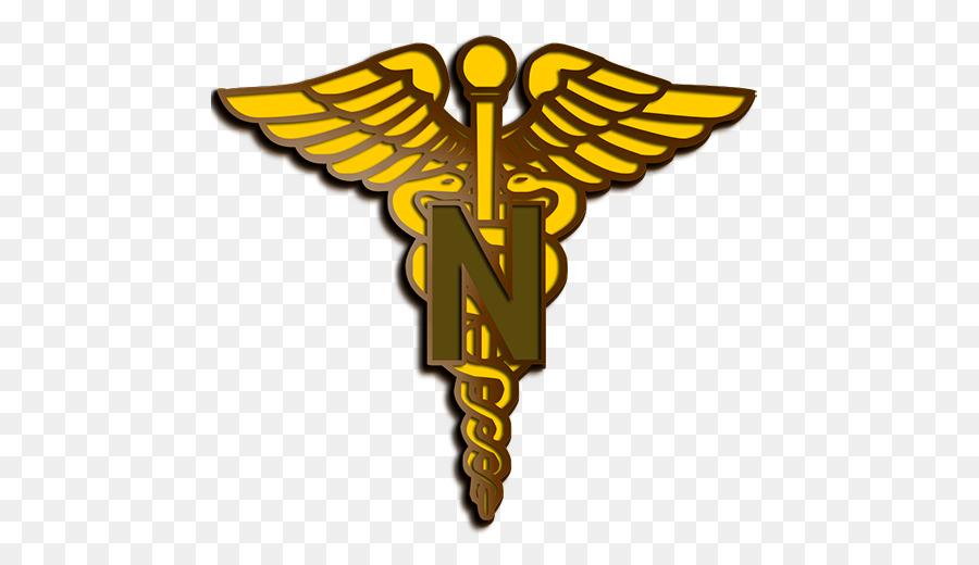 Staff Of Hermes Nursing Registered Nurse Caduceus As A Symbol Of