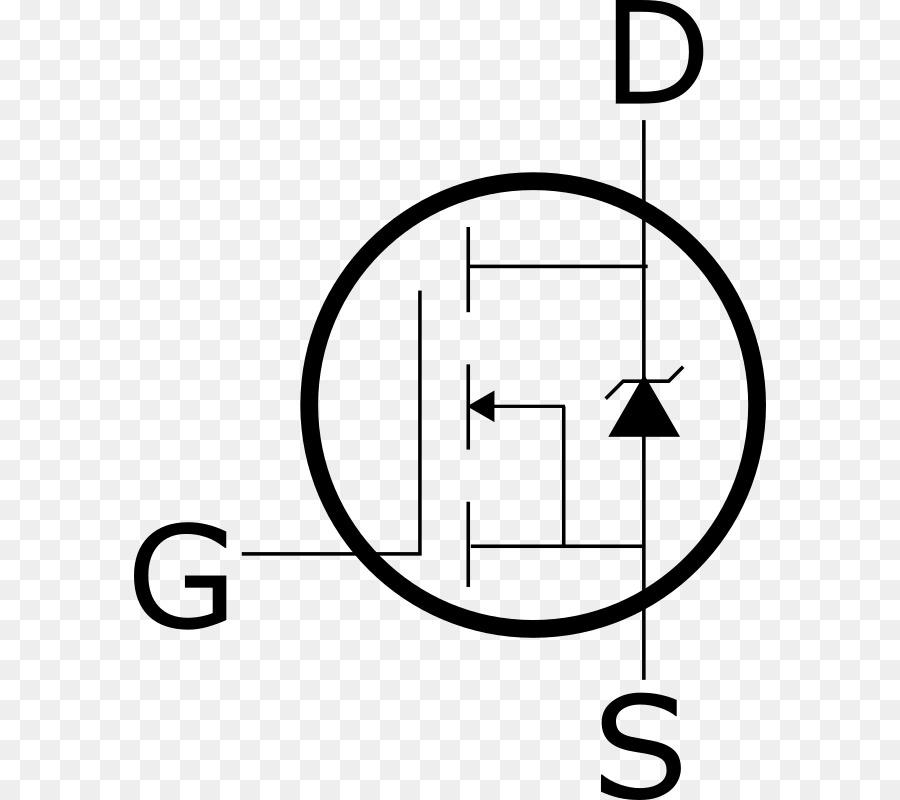 Field Effect Transistor Electronic Symbol Jfet Mosfet Clip Art