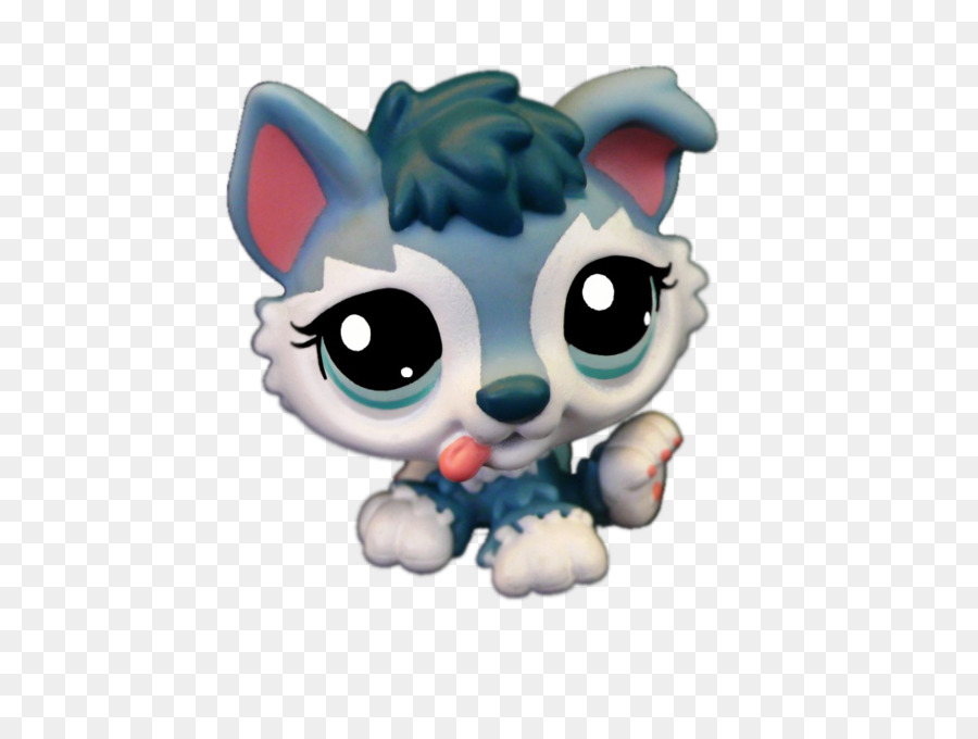 Figurine Littlest Pet Shop Holiday Canidae Lps Png Download 1024