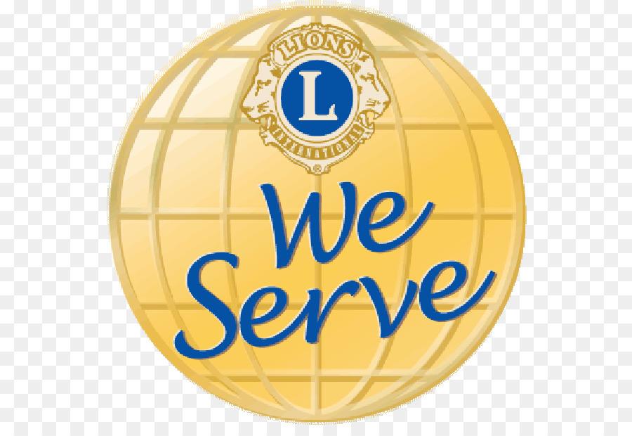 Lions Clubs International Zephyrhills Lions Club Association Logo