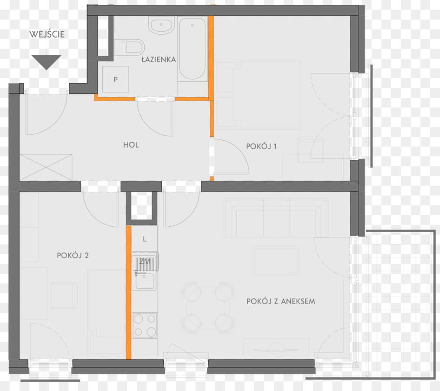 Nowa 5 Dzielnica Apartment Complex Floor plan Racławicka - Dubai ...