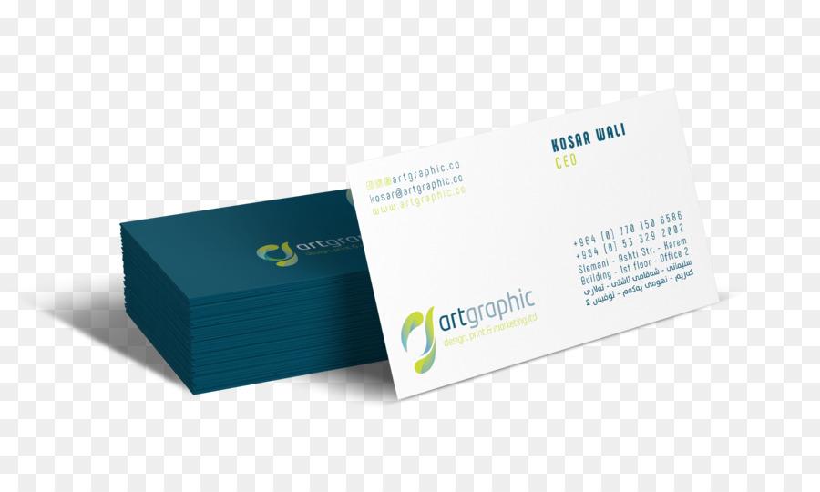Cartes De Visite Logo