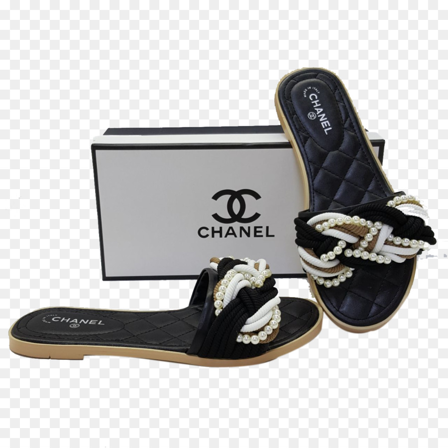 ecbe10441 Chanel Flip-flops Shoe Walking - chanel png download - 1280 1280 - Free Transparent  Chanel png Download.