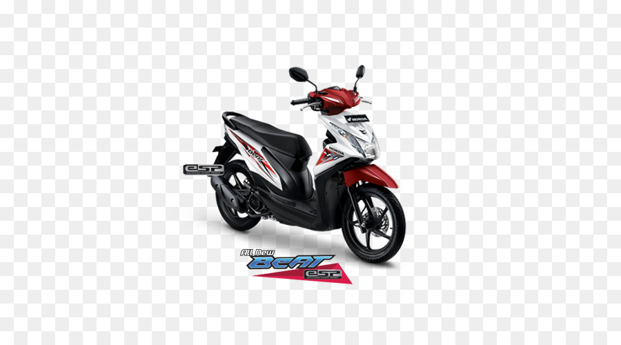 Honda Beat Motorcycle PT Astra Motor Scoopy