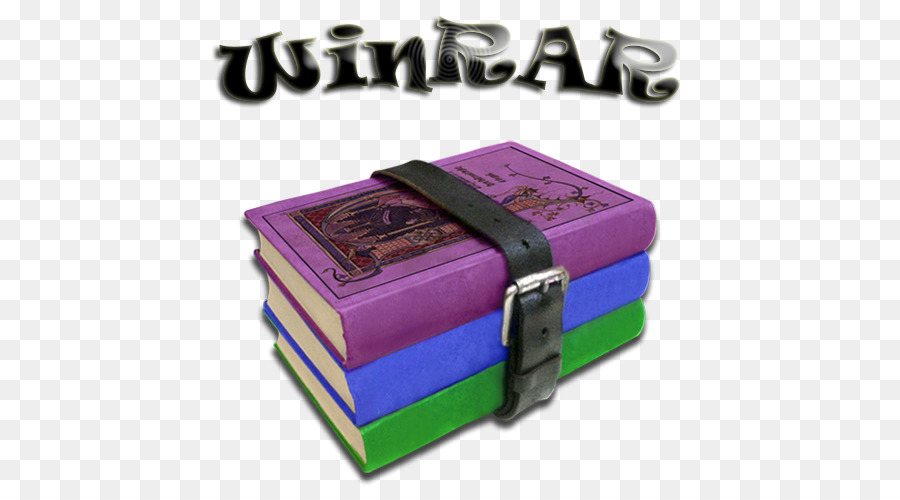 Winrar Purple png download - 500*500 - Free Transparent Winrar png