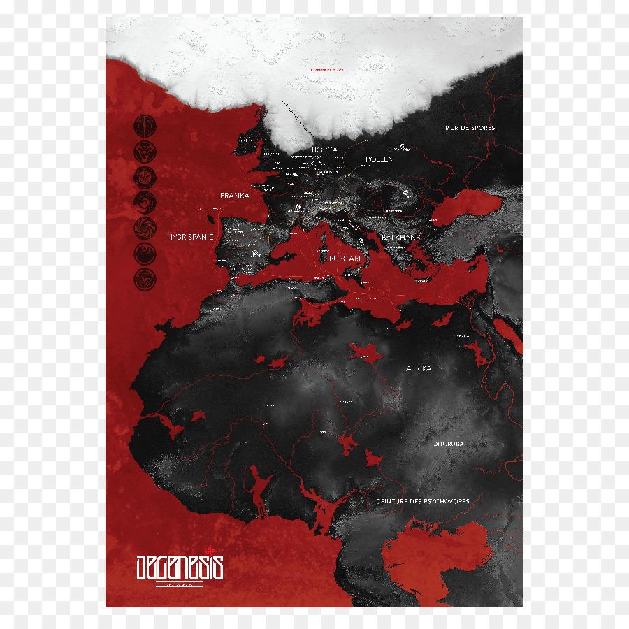 Degenesis Warhammer Fantasy Roleplay Game World Map Map Png