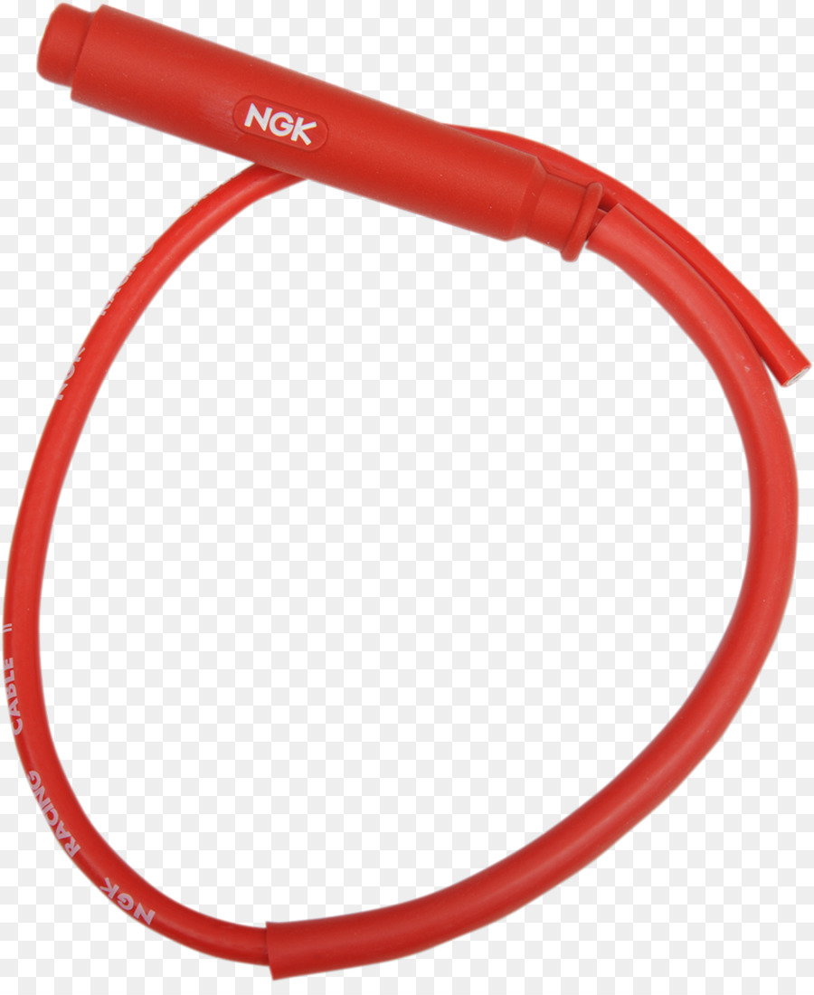 Wire NGK Electrical cable Spark plug Motorcycle - motorcycle png ...