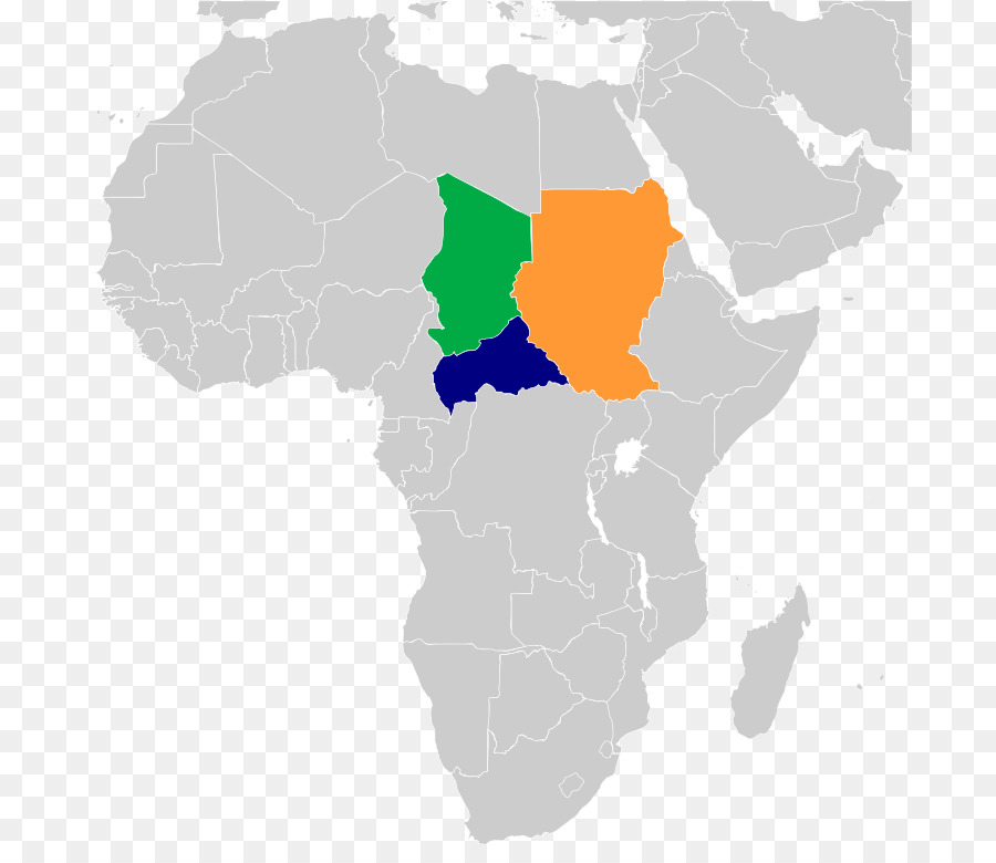 Sudan South Africa Country Spain English Map Png Download 748