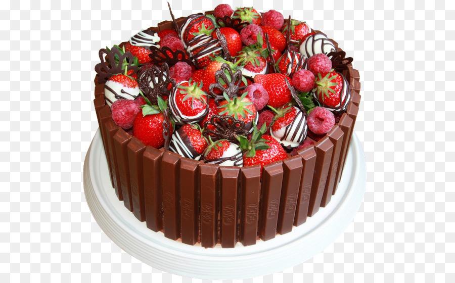 Chocolate Cake Tart Birthday Cake Chocolate Cake Png Download