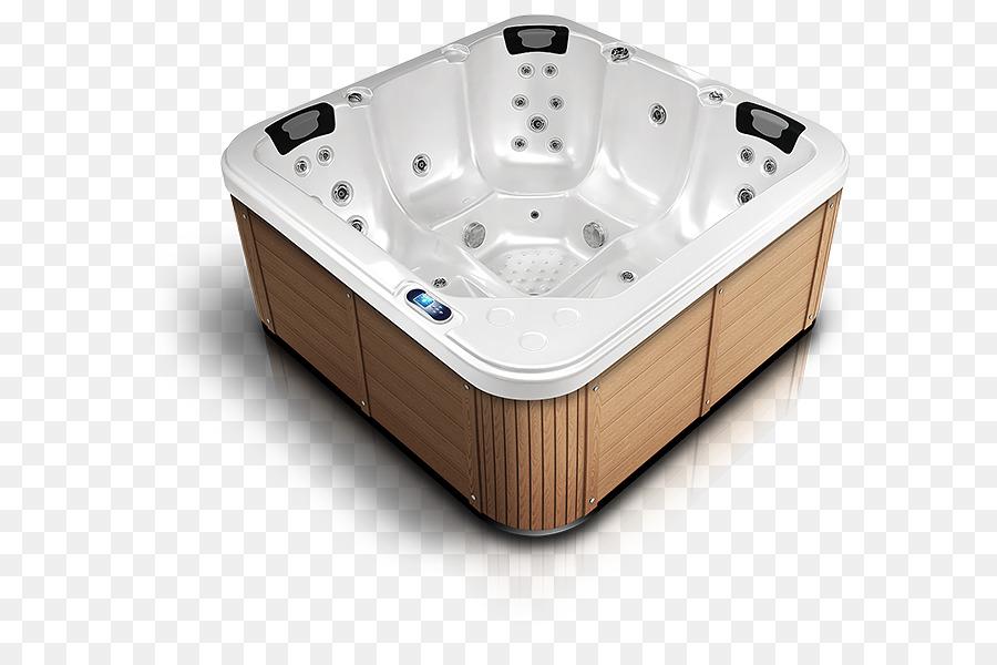 Hot tub Swimming pool Spa Bathtub Sauna - bathtub png download - 637 ...