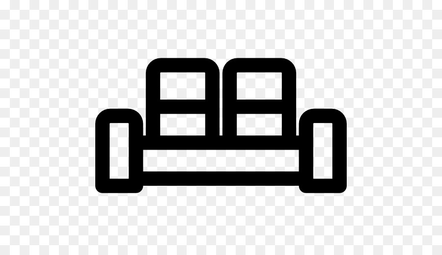 Couch Computer Icons Furniture Rest Symbol Png Download 512 512