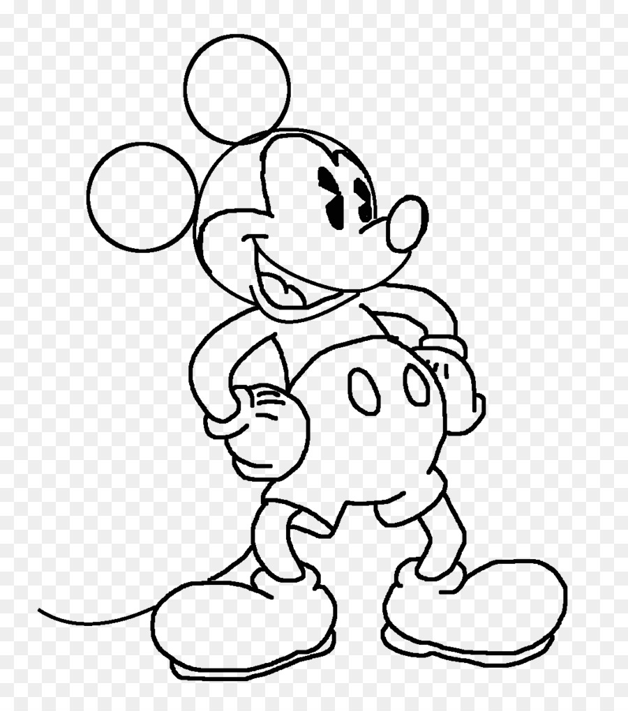 Mickey Mouse Minnie Mouse Drawing Character Mickey Mouse Png