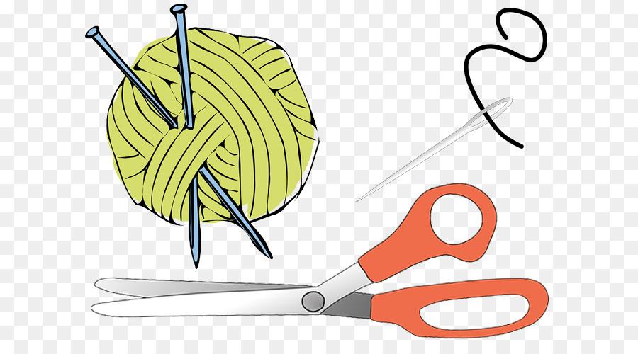 Tejido de Hilo Crochet Clip art - bolsa Formatos De Archivo De ...