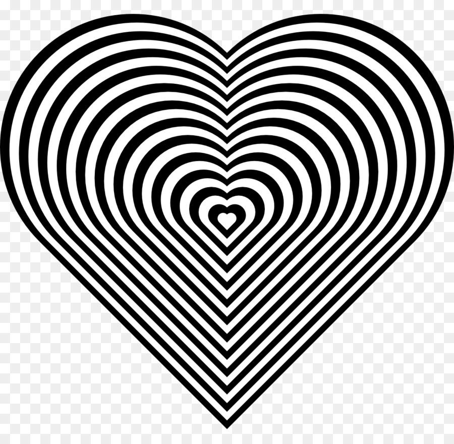 coloring book heart mandala page heart png download 1111 1080