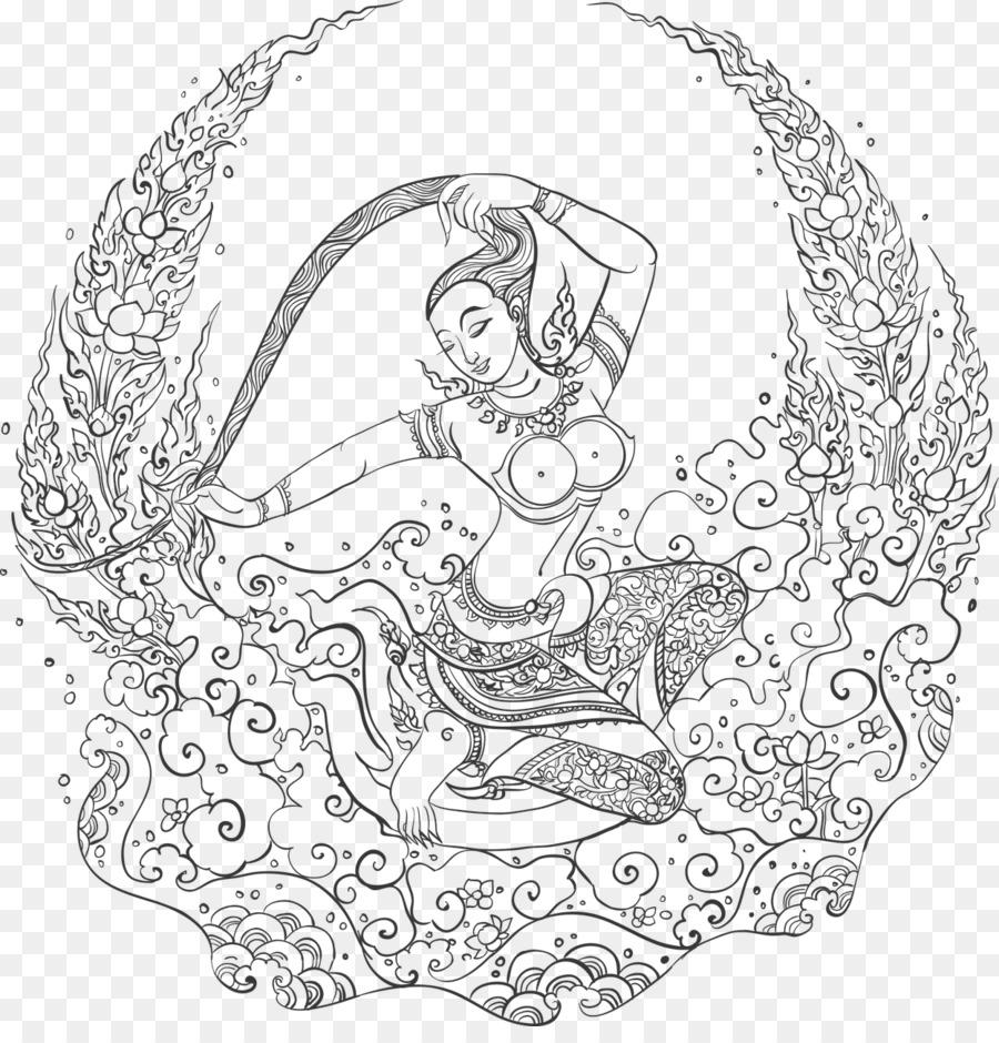 Agama Buddha Buku Mewarnai Mandala Candi Buddha Buddha Simbolisme