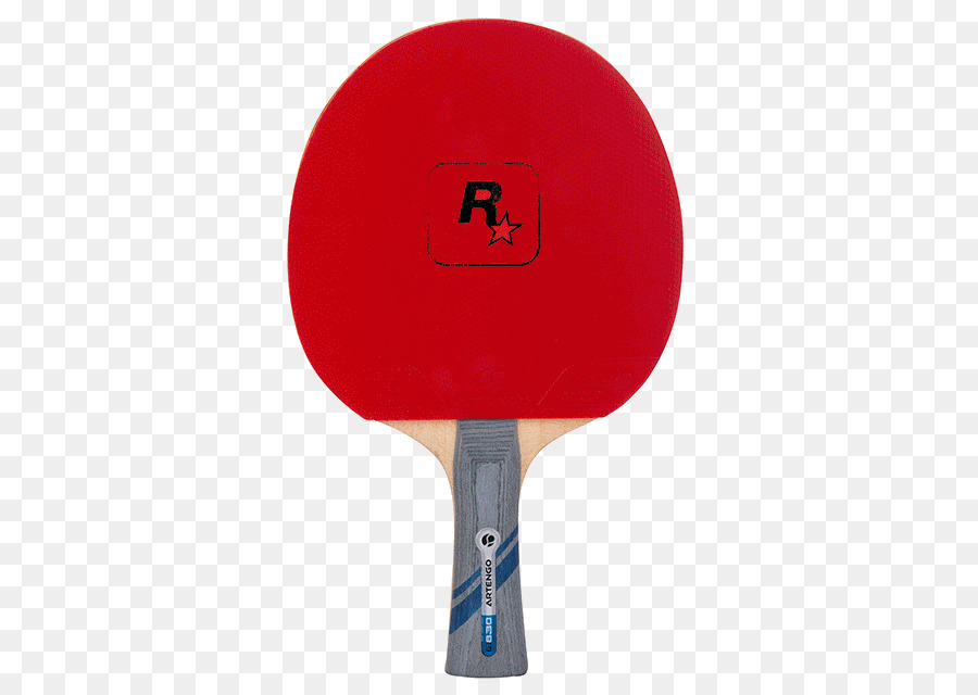 Rockstar Games Presents Table Tennis Red Png Download 640 640