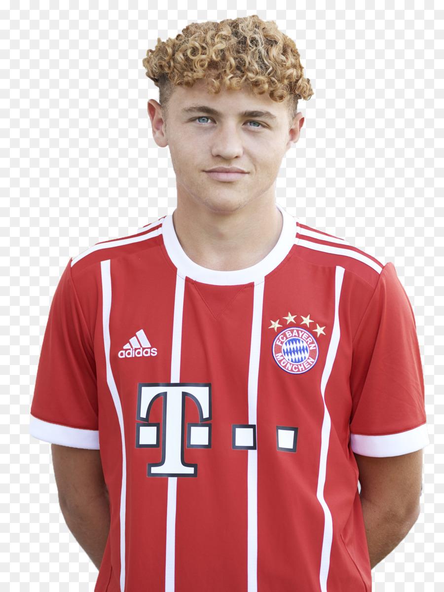 new concept b3368 3f112 Thiago Alcántara Jersey FC Bayern Munich 2017–18 UEFA ...