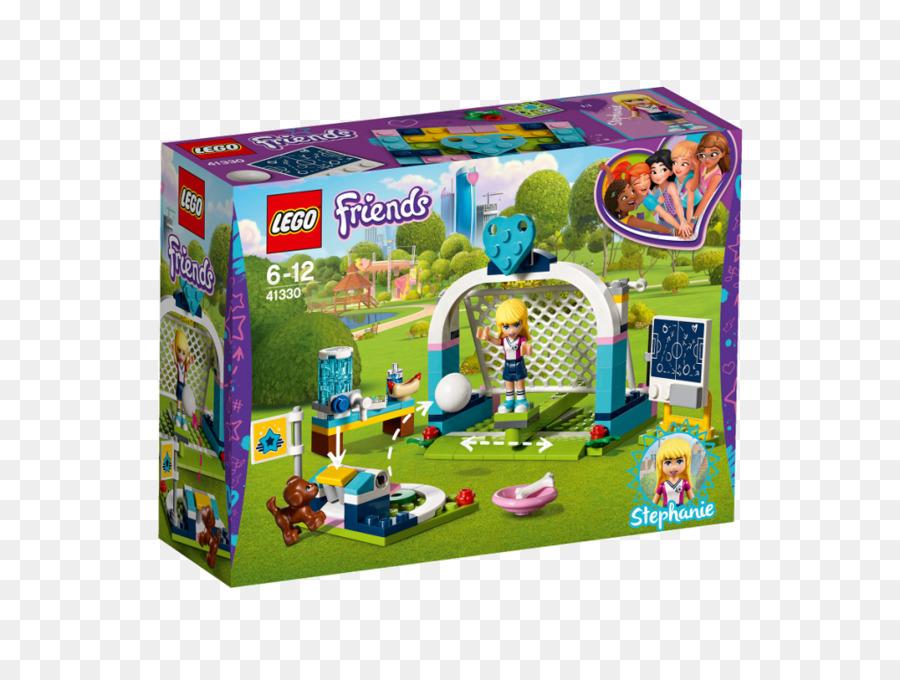 41330 Fußballtraining Mit Stephanie Lego Friends Toy Lego 41333