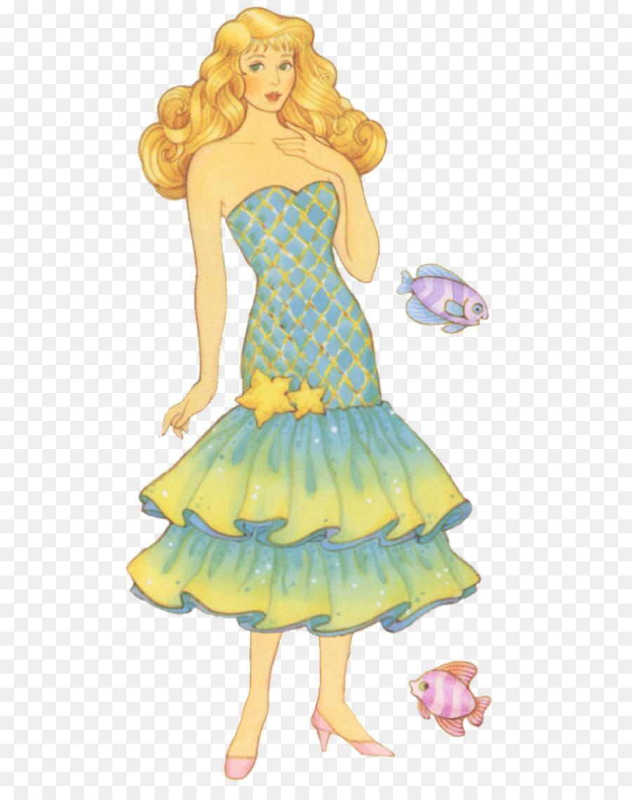 Melinda La Sirena Ken De Barbie Barbie Sirena Png Dibujo