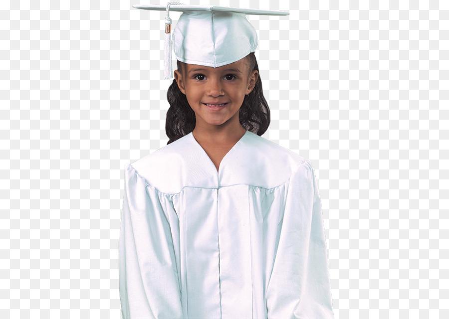 Square academic cap Robe Graduation ceremony Gown Academic dress ...