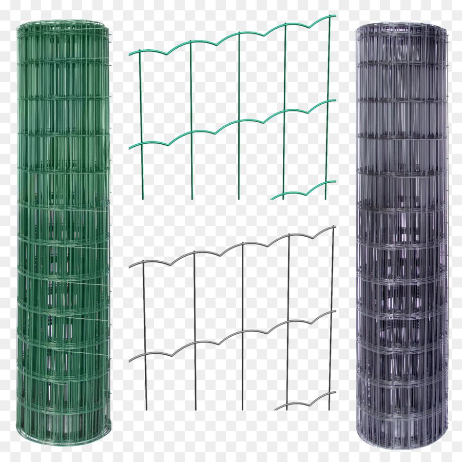 Chain-link fencing Fence Chicken wire Mesh Garden - Fence png ...
