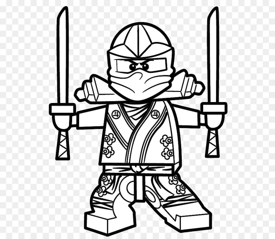 Lloyd Garmadon Lego Ninjago libro para Colorear Sensei Wu - Ninja ...