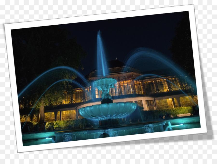 Landschaft Beleuchtung Brunnen Wasser Funktion Licht Png