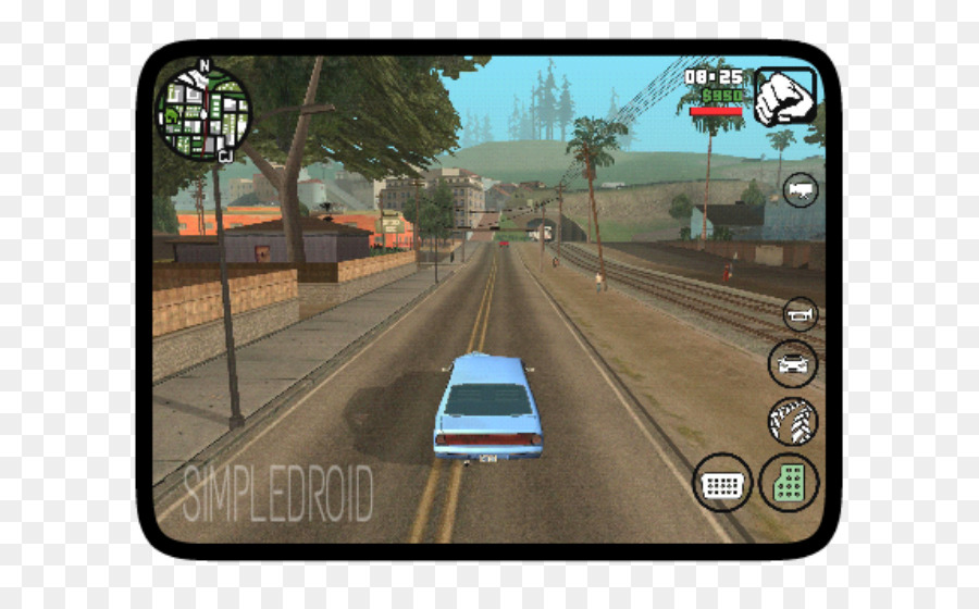 download grand theft auto san andreas android free