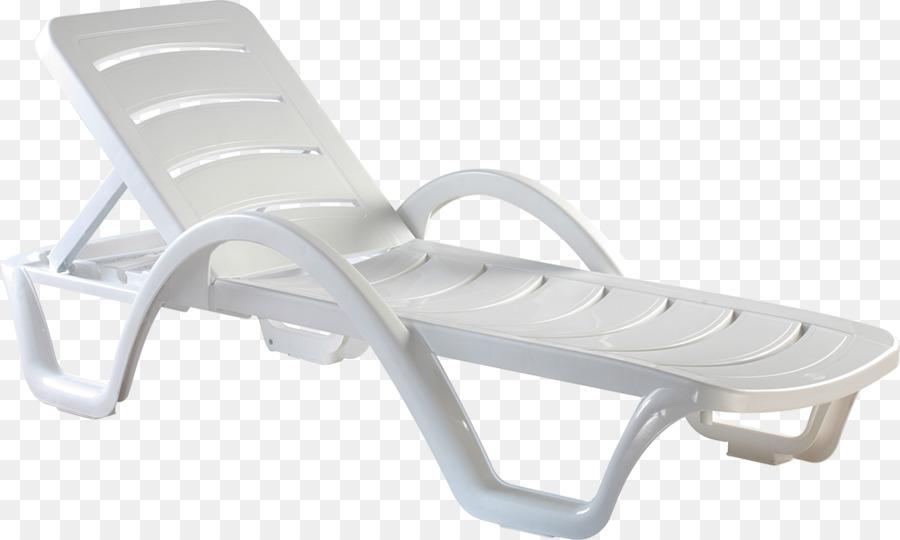 Deckchair Garden furniture Swimming pool - siesta - Deckchair Garden Furniture Swimming Pool - Siesta Png Download