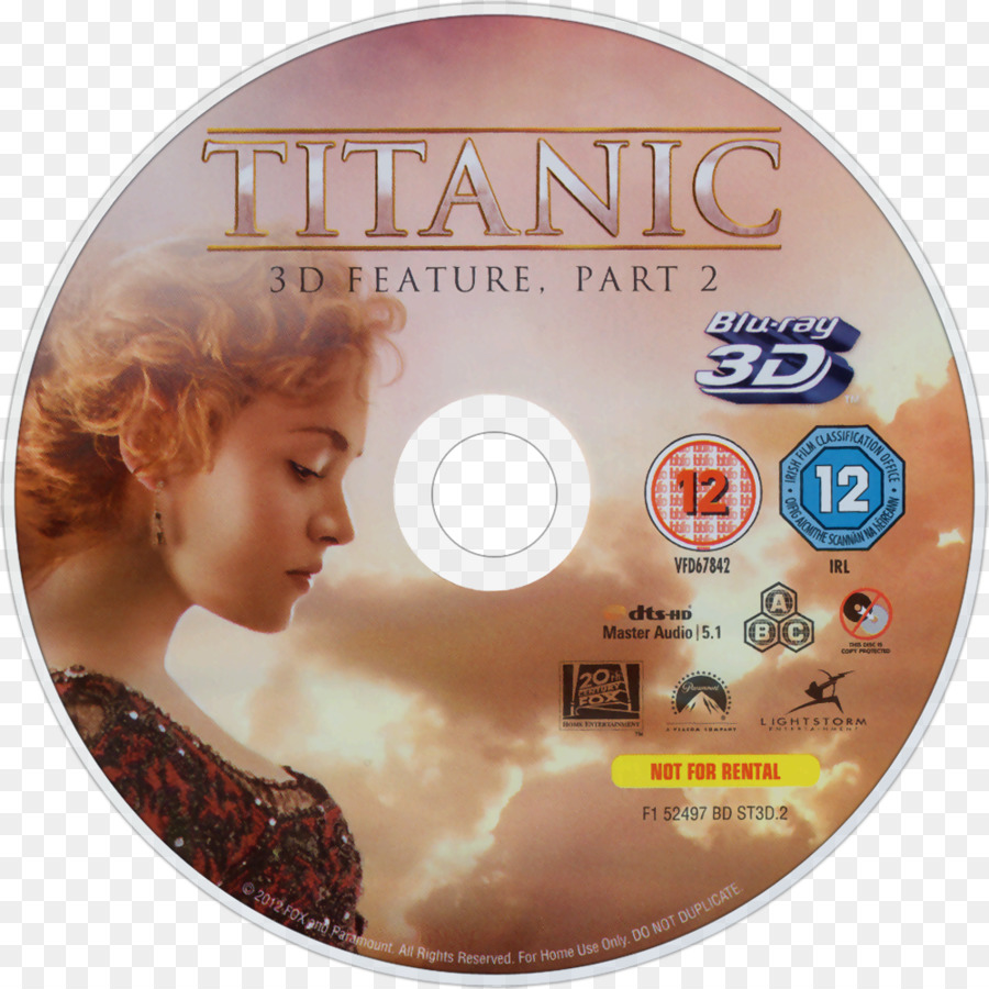 Free download blu-ray disc hd dvd titanic television dvd png.