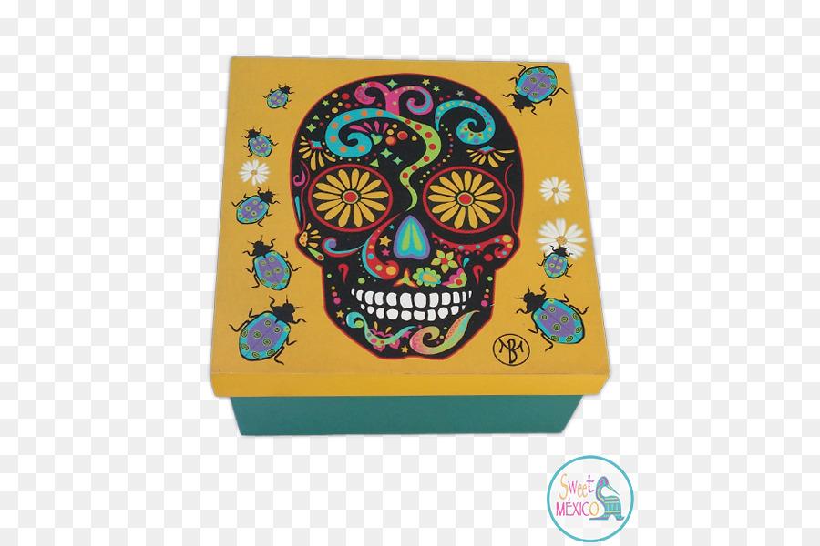 Calavera Handicraft Mexico Gift Skull Mexican Handcrafts And Folk Art Png 500 600 Free Transpa