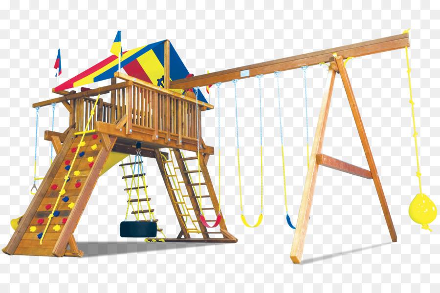 Playground Slide Swing Rainbow Play Systems Seesaw Rainbow Swing