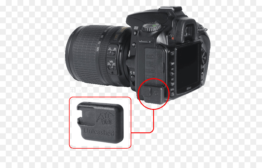 Digital SLR Camera Lens Nikon D90 Single Reflex