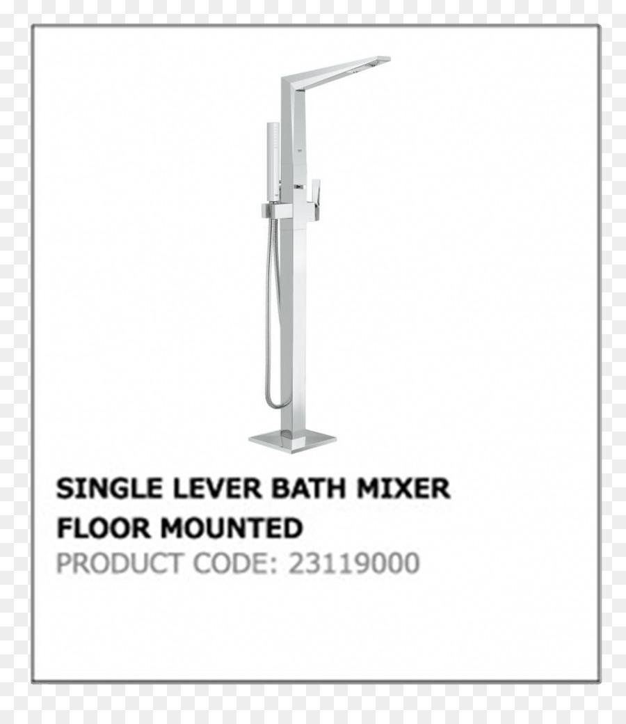Tap Bathtub Bathroom Shower Grohe - bathtub png download - 893*1024 ...