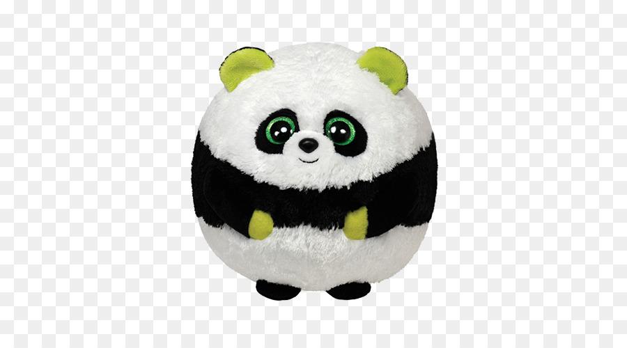 Giant Panda Stuffed Animals Cuddly Toys Bear Ty Inc Beanie Babies