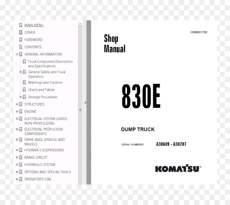 Komatsu Limited Text png download - 800*800 - Free Transparent
