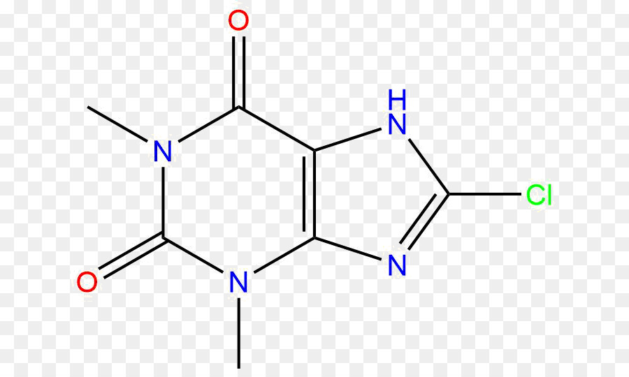 Caffeine Chemistry Chemical Structure Chemical Formula Molecule