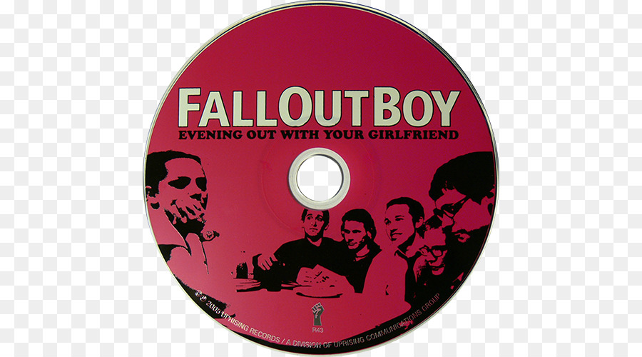 Patrick Stump Fall Out Boys Evening Out With Your Girlfriend Album
