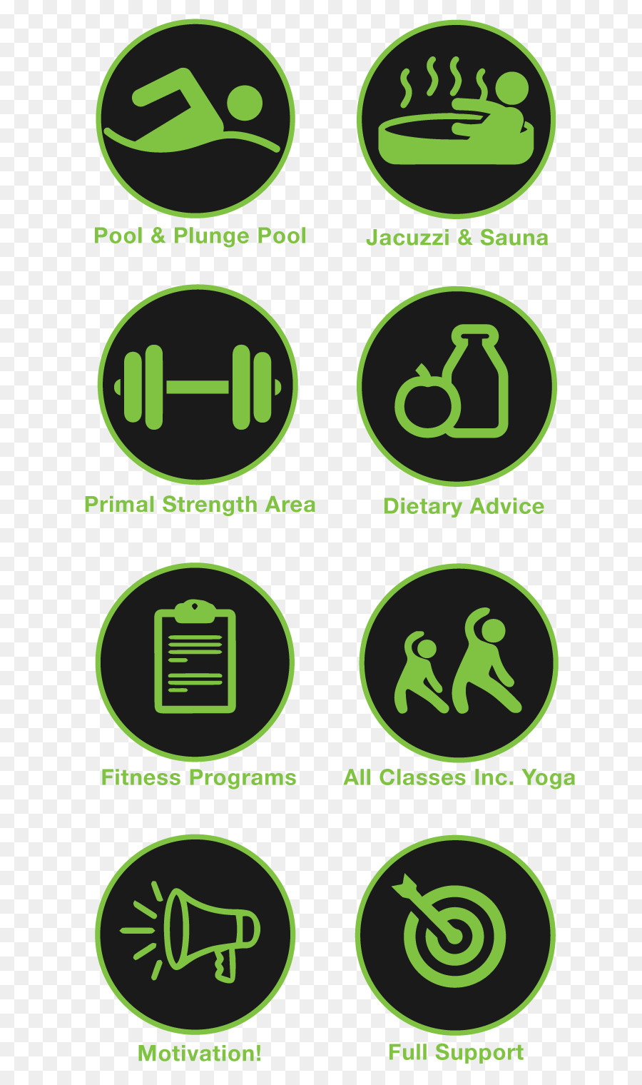 Brand Logo Physical fitness - Peak Vista Community Health Centers ...