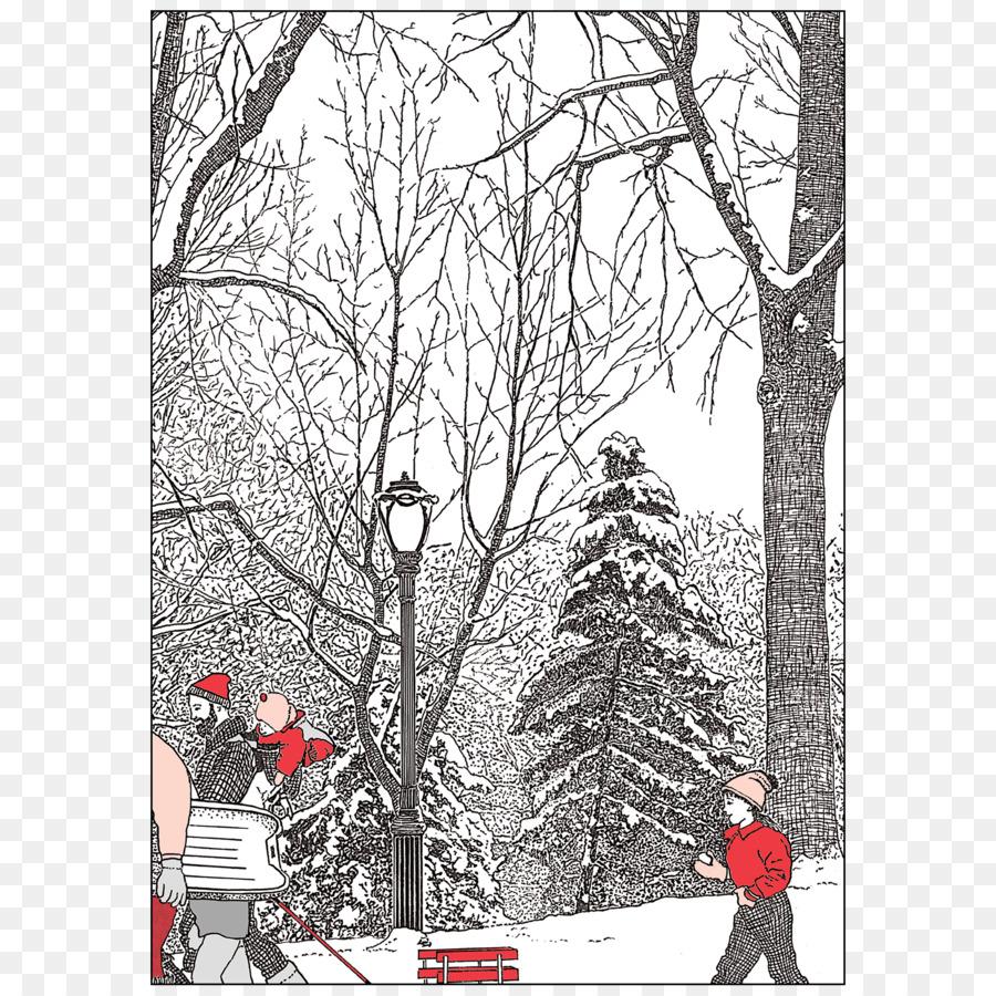 New York City Christmas card Greeting & Note Cards Santa Claus ...