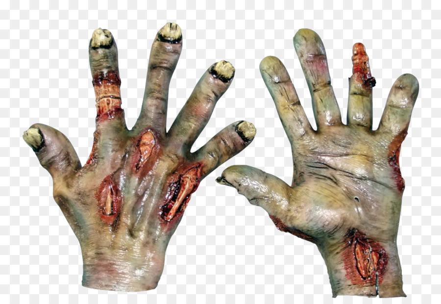 Hand Bone Decomposition Finger Human Skeleton Hand Png Download