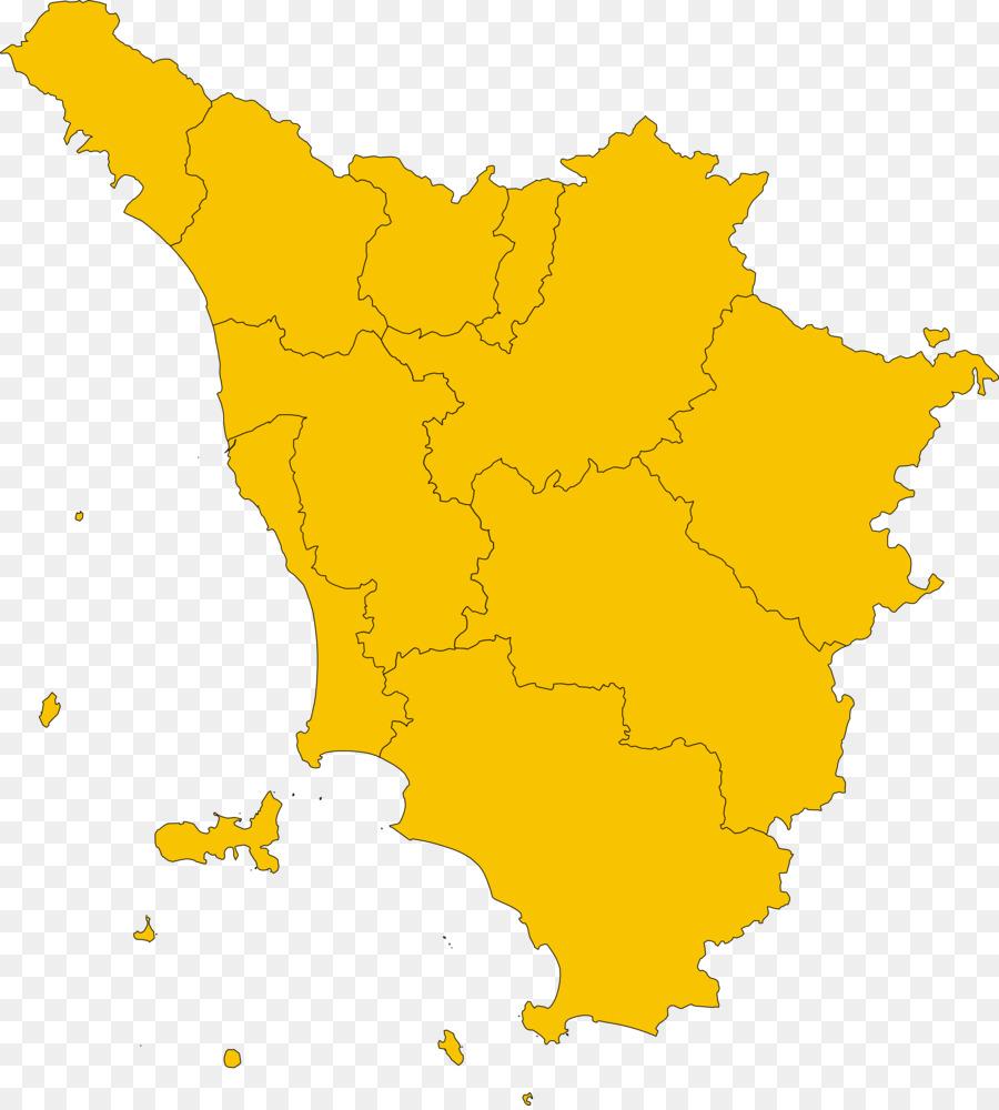 Tuscany Regions of Italy Map Basilicata - map png download - 3624 ...