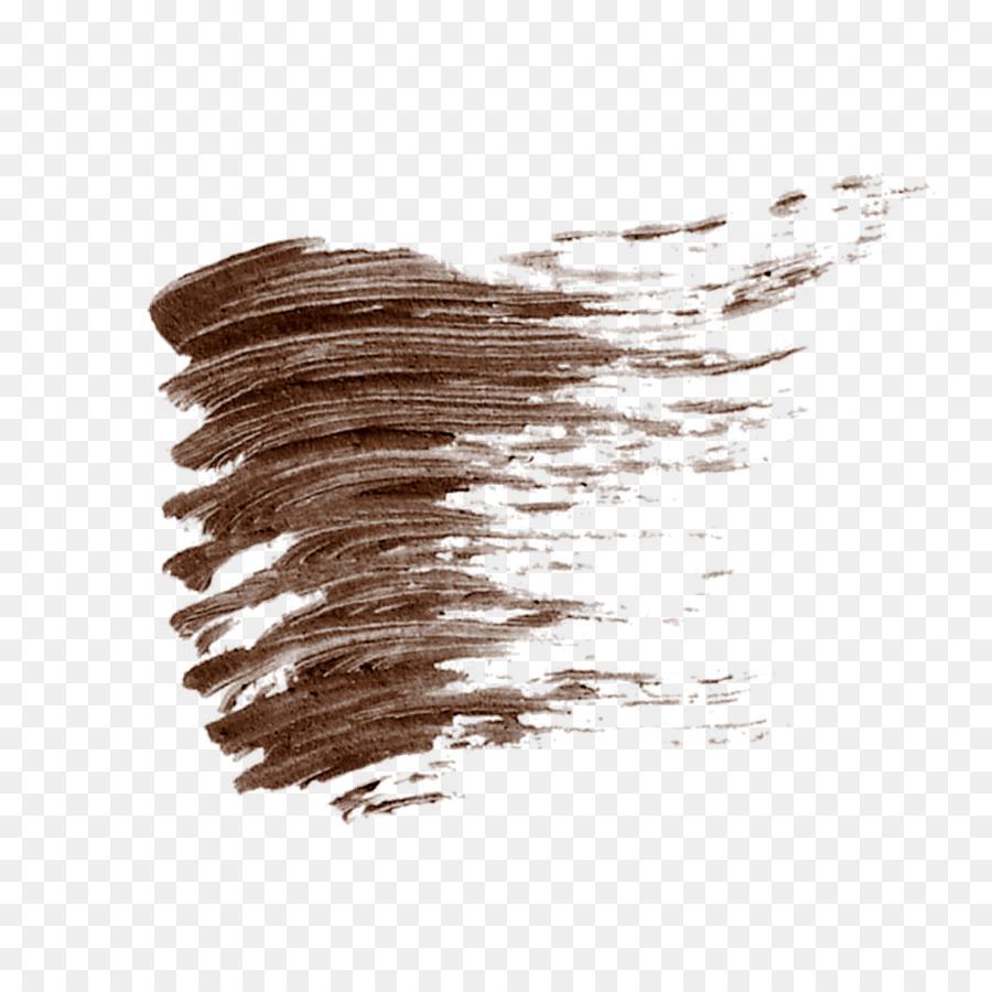 Eyebrow Hair Eyelash Cosmetics Mascara - hair png download