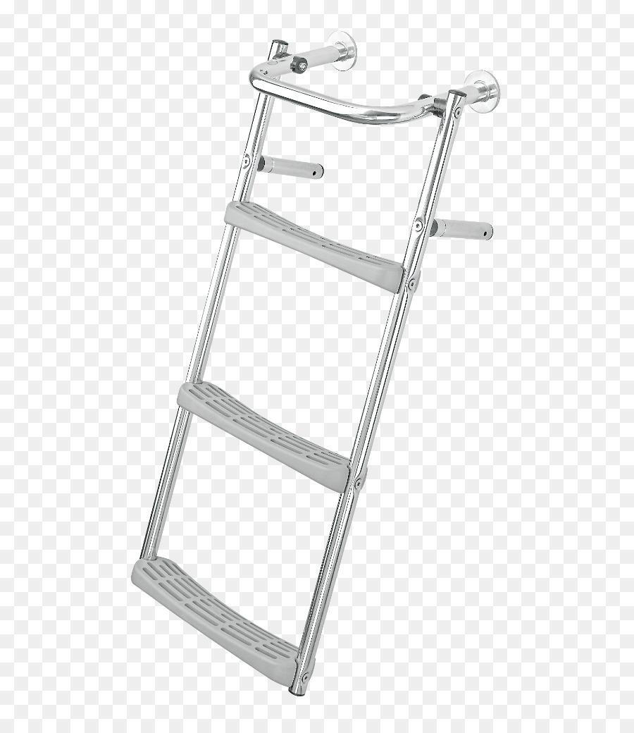 Ladder Trampoline Stair Tread Stairs Plastic   Ladder