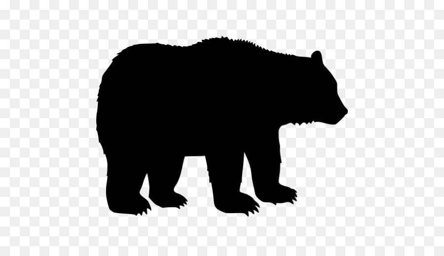 american black bear grizzly bear polar bear clip art bear png rh kisspng com black bear clip art images black bear clipart transparent